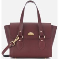 The Cambridge Satchel Company Womens Small Emily Tote Bag - Oxblood