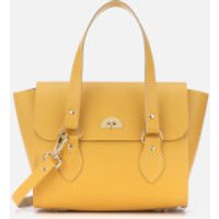 The Cambridge Satchel Company Womens Small Emily Tote Bag - Indian Yellow