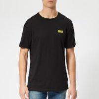 Barbour International Men's Essential Small Logo T-Shirt - Black - XL - Black