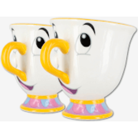 Beauty and the Beast Chip Mug - 2 Pack