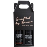 Redken Brews Essential Male Grooming Kit 2018