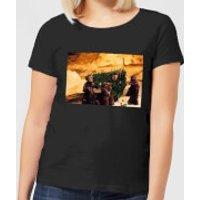 Star Wars Jawas Christmas Tree Women's Christmas T-Shirt - Black - XL - Negro