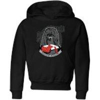 Star Wars Chewbacca Arrrrgh Socks Again Kids' Christmas Hoodie - Black - 3-4 Years - Black