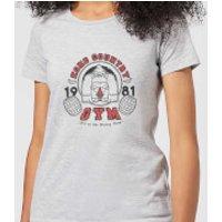 Nintendo Donkey Kong Gym Women's T-Shirt - Grey - 5XL - Grey - Gym Gifts