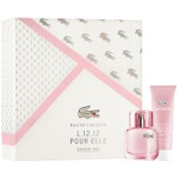 Lacoste L.12.12 Pour Elle Sparkling Gift Set (Eau de Toilette 30ml + SG 50ml)