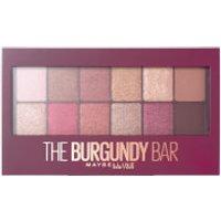 Maybelline The Burgundy Bar Eyeshadow Palette (Worth PS11.99)