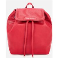 Armani Exchange Backpack - Royal Red