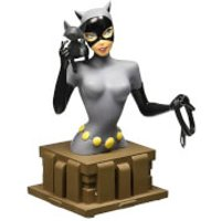Diamond Select DC Comics Batman The Animated Series Bust - Catwoman 15cm