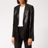 Victoria, Victoria Beckham Women's Slim Jacket - Black - UK 10 - Black