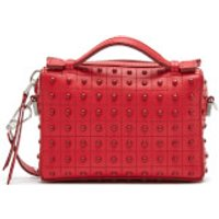 Tods Womens Mini Gommini Handbag - Red