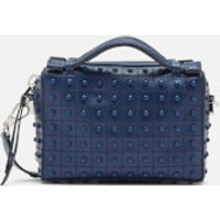 Tods Womens Mini Gommini Handbag - Navy