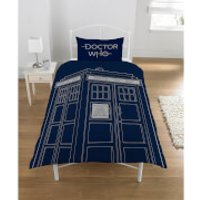 Doctor Who Tardis Duvet Set - Single - Multi - Bedding Gifts