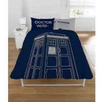 Doctor Who Tardis Duvet Set - Double - Multi