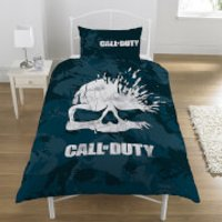 Call of Duty Broken Skul Duvet Set - Single - Multi