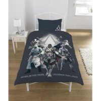 Assassins Creed Serve the Light Duvet Set - Single - Multi