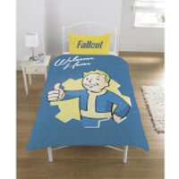 Fallout Duvet Set - Double