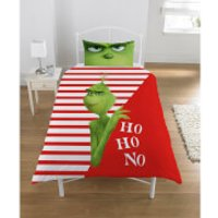 The Grinch Movie Duvet Set - Single - Multi
