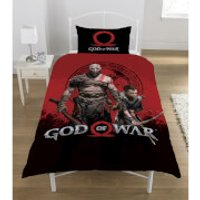 God of War Duvet Set - Single - Multi - Bedding Gifts