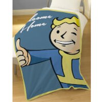 Fallout Fleece Blanket - Computer Games Gifts