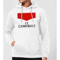 Summit Finish Le Cannibale Hoodie - White - S - White