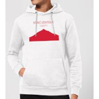 Summit Finish Mont Ventoux Hoodie - White - XL - White