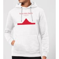 Summit Finish Passo Dello Stelvio Hoodie - White - S - White
