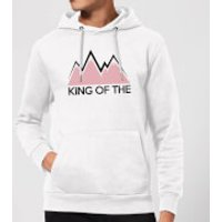 Summit Finish King Of The Mountains Hoodie - White - M - White
