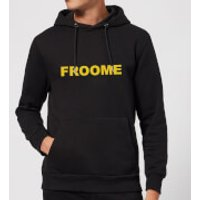 Summit Finish Froome - Rider Name Hoodie - Black - L - Black