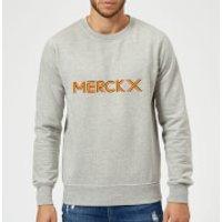 Summit Finish Merckx - Rider Name Sweatshirt - Grey - S - Grey