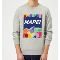 Summit Finish Mapei Sweatshirt - Grey - XXL - Grey