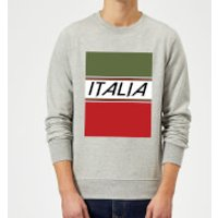 Summit Finish Italia Sweatshirt - Grey - S - Grey