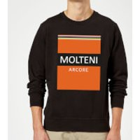 Summit Finish Molteni Sweatshirt - Black - XL - Black