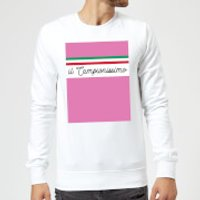 Summit Finish Il Campionissimo Sweatshirt - White - XXL - White