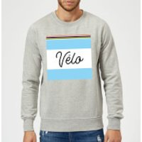 Summit Finish Velo Sweatshirt - Grey - L - Grey