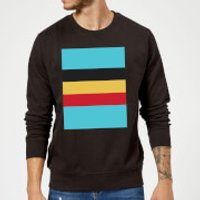 Summit Finish Belgium Flag Sweatshirt - Black - L - Black