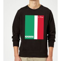Summit Finish Pantani Il Pirata Sweatshirt - Black - M - Black