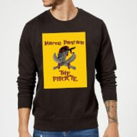 Summit Finish Pantani The Pirate Sweatshirt - Black - XL - Black