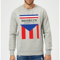 Summit Finish Brooklyn Chewing Gum Sweatshirt - Grey - S - Grey