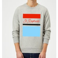 Summit Finish St Raphael Sweatshirt - Grey - M - Grey