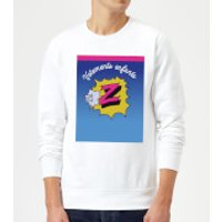 Summit Finish Z Vetements Sweatshirt - White - S - White