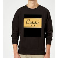 Summit Finish Fausto Coppi Sweatshirt - Black - S - Black