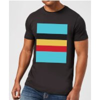 Summit Finish Belgium Flag Men's T-Shirt - Black - XL - Black