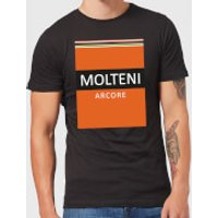 Summit Finish Molteni Men's T-Shirt - Black - M - Black