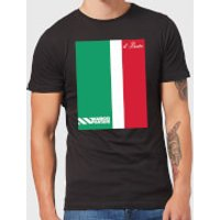 Summit Finish Pantani Il Pirata Men's T-Shirt - Black - S - Black