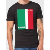 Summit Finish Pantani Il Pirata Men's T-Shirt - Black - XXL - Black