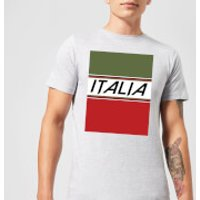 Summit Finish Italia Men's T-Shirt - Grey - XXL - Grey