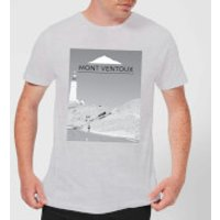 Summit Finish Mont Ventoux Scenery Men's T-Shirt - Grey - M - Grey