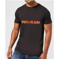 Summit Finish Indurain - Rider Name Men's T-Shirt - Black - L - Black