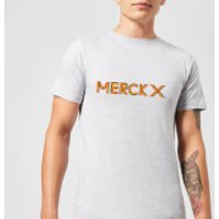 Summit Finish Merckx - Rider Name Men's T-Shirt - Grey - L - Grey