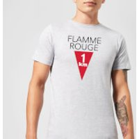 Summit Finish Flamme Rouge Men's T-Shirt - Grey - L - Grey